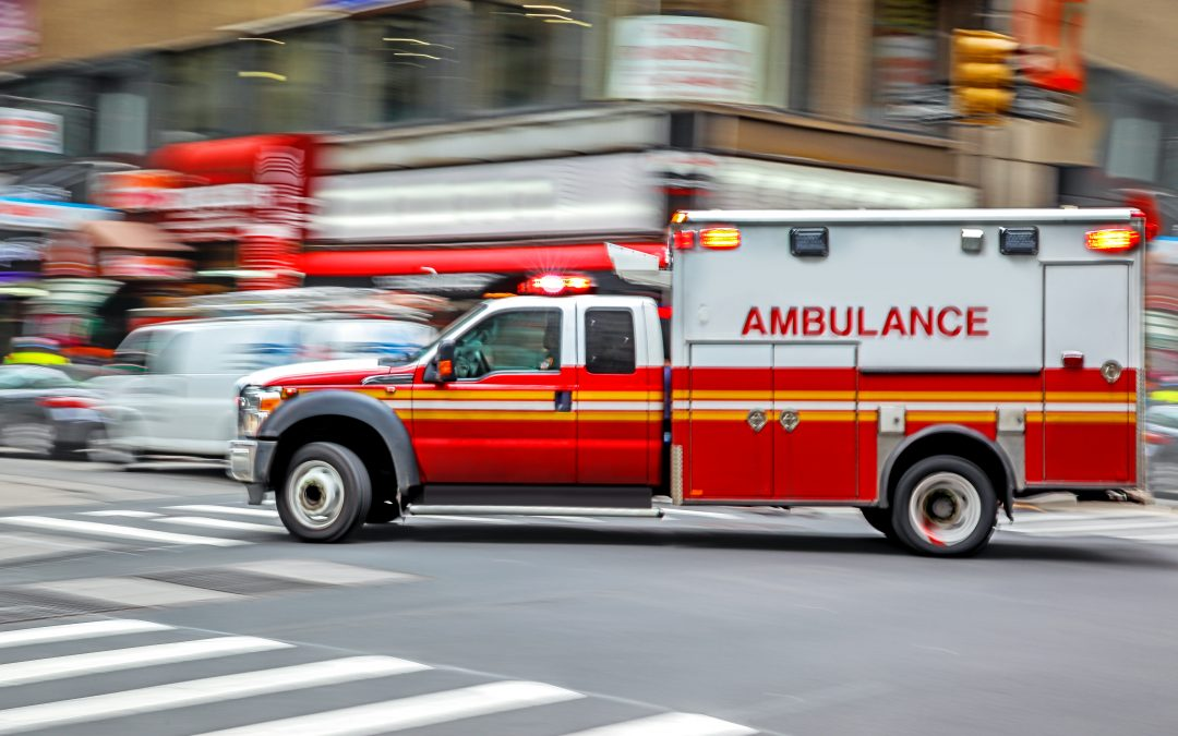 Think Twice Before You Call for an Ambulance: What to Know About Ambulance Bills